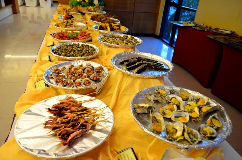 Buffet BBQ Hải Sản Mường Thanh Grand Nha Trang Hotel