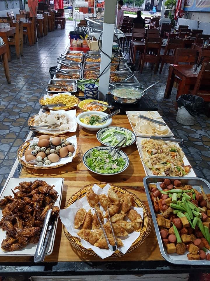 Buffet Cát Tiên 2