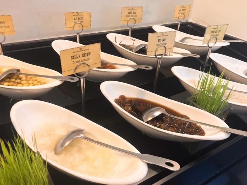 Buffet Gánh Khách Sạn Bông Sen