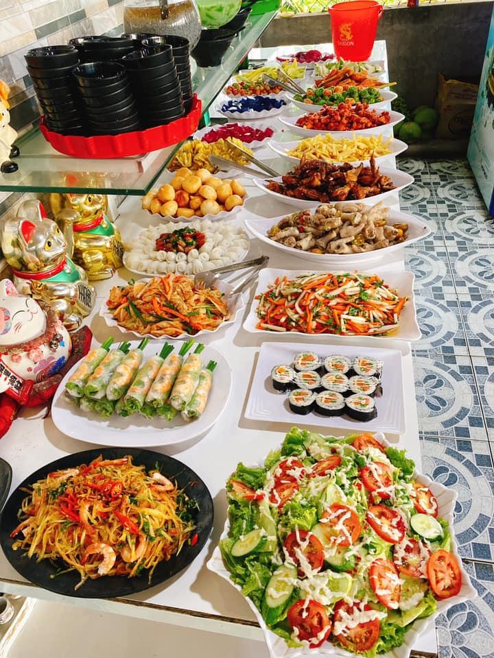 Buffet lẩu & nướng Rainbow
