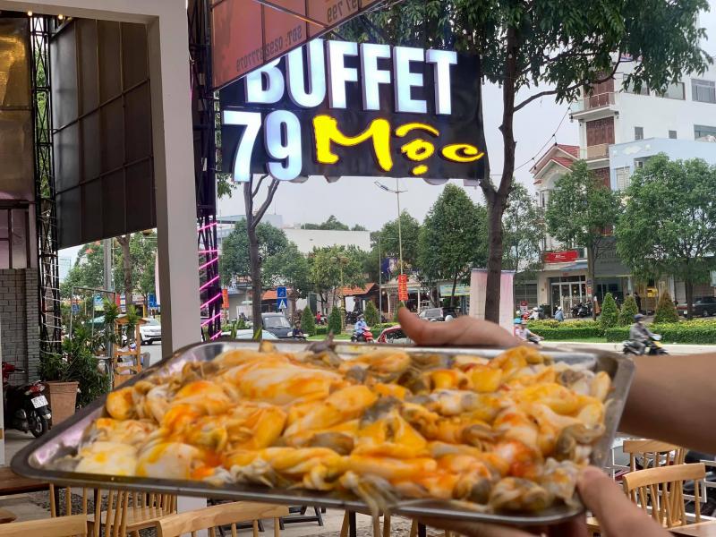 Buffet Mộc 79