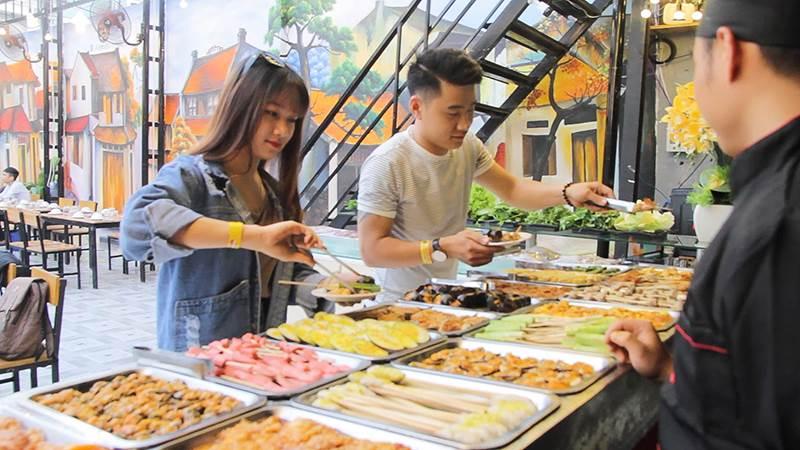 Buffet Nướng 119K Alibaba