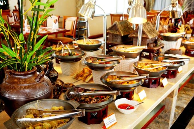 Buffet Sen Việt - Minh Khai