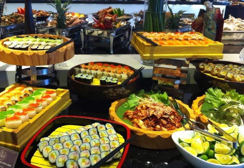 Một số món ăn của nhà hàng