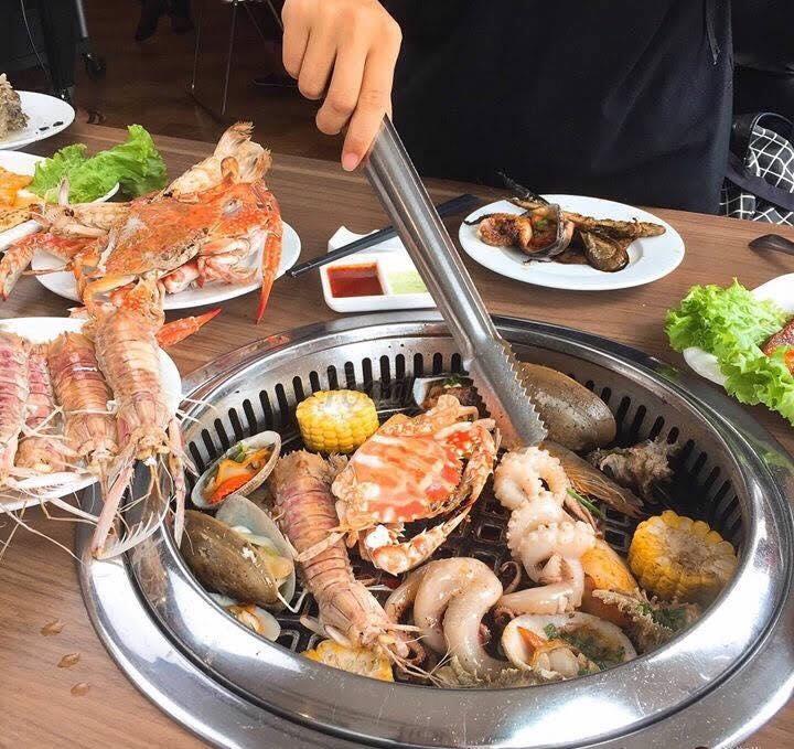Nhà hàng Thái Nguyên Xanh