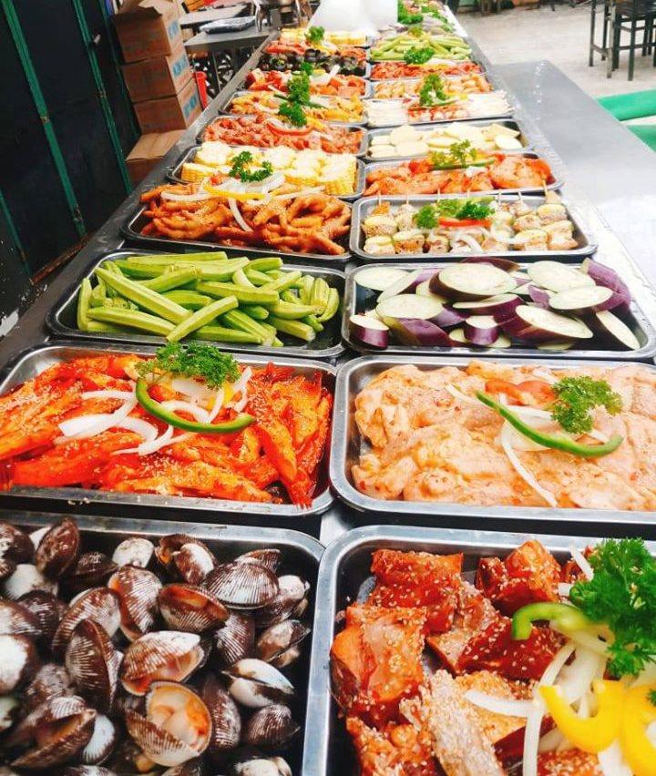 Buffet Thuần Việt