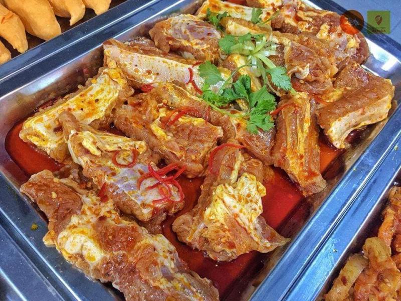 Buffet Việt