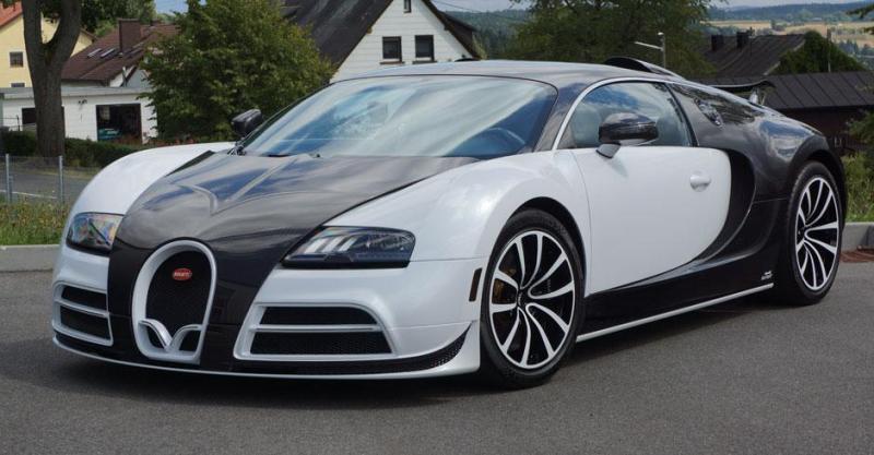 Bugatti Veyron Mansory Vivere: 3,4 triệu USD (khoảng 77 tỷ đồng)