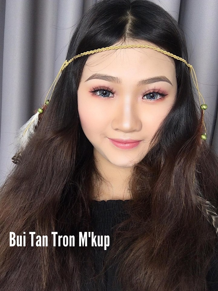 Bùi Tấn Tròn Make Up (Tiệm Tròn Make Up)