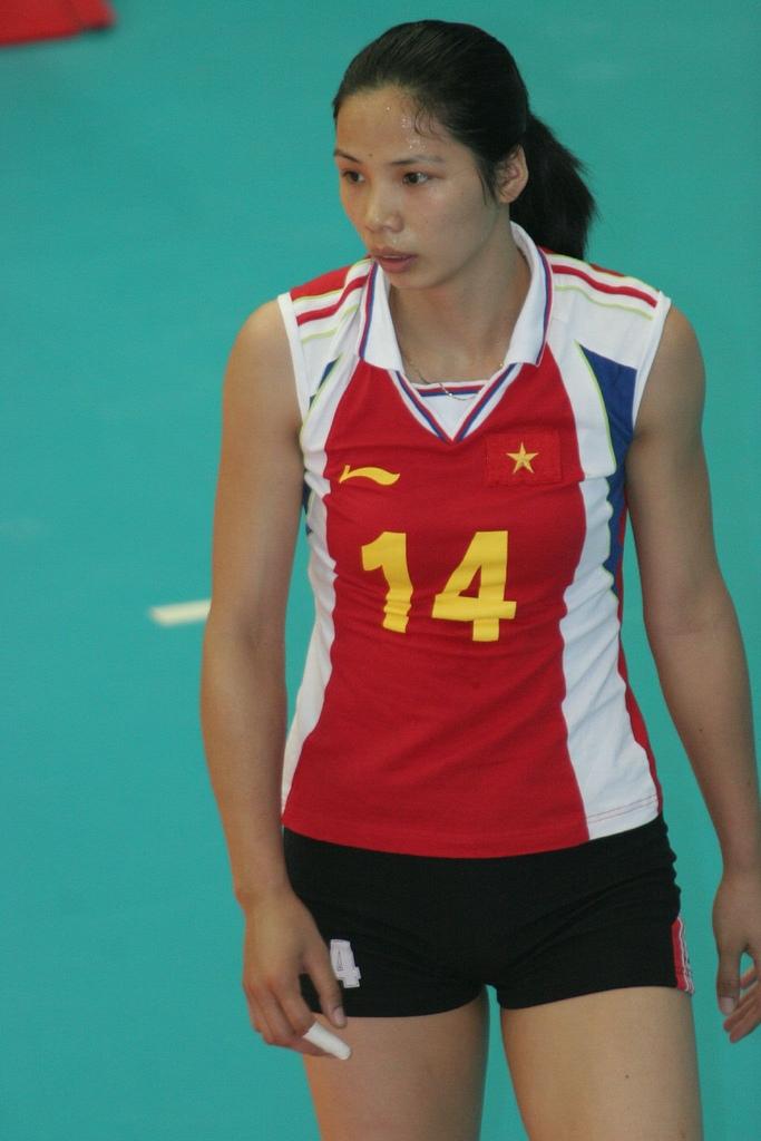 Top 9 nữ vận động viên bóng chuyền xuất sắc nhất Việt Nam hiện nay 1