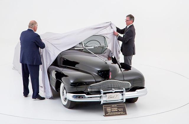 Chiếc xe hiện được bảo quản tại bảo tàng Mỹ