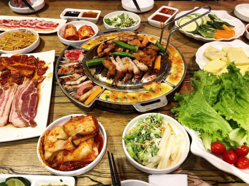 Top 9 Quán ăn Hàn Quốc ngon nhất Nha Trang