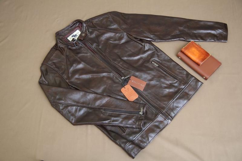 Áo da của Bulltino - cửa hàng aodathuoc.com