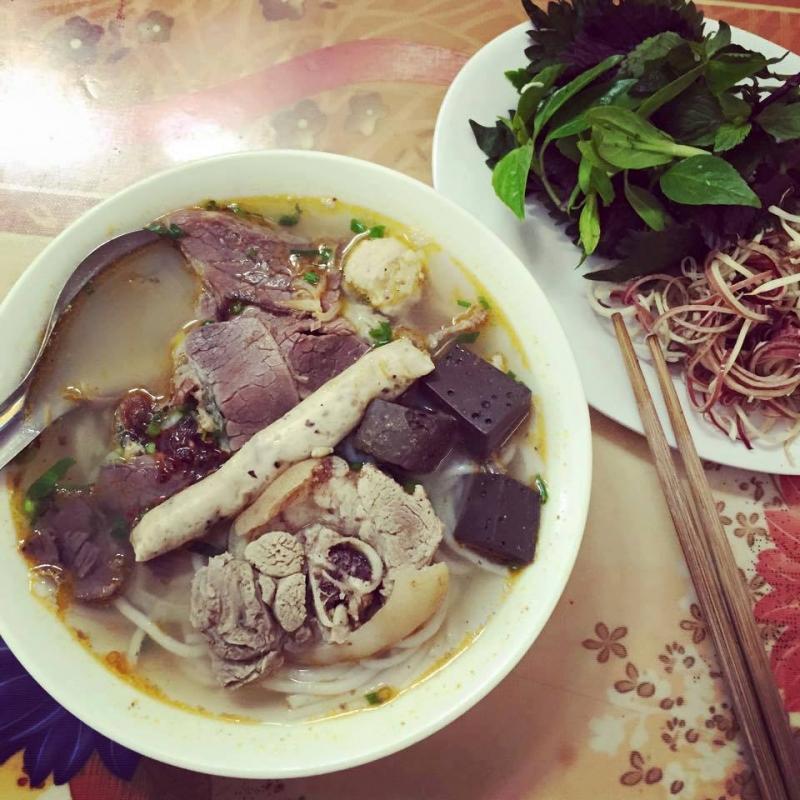 Bún bò Huế tại 172 Minh Lang , Việt Trì