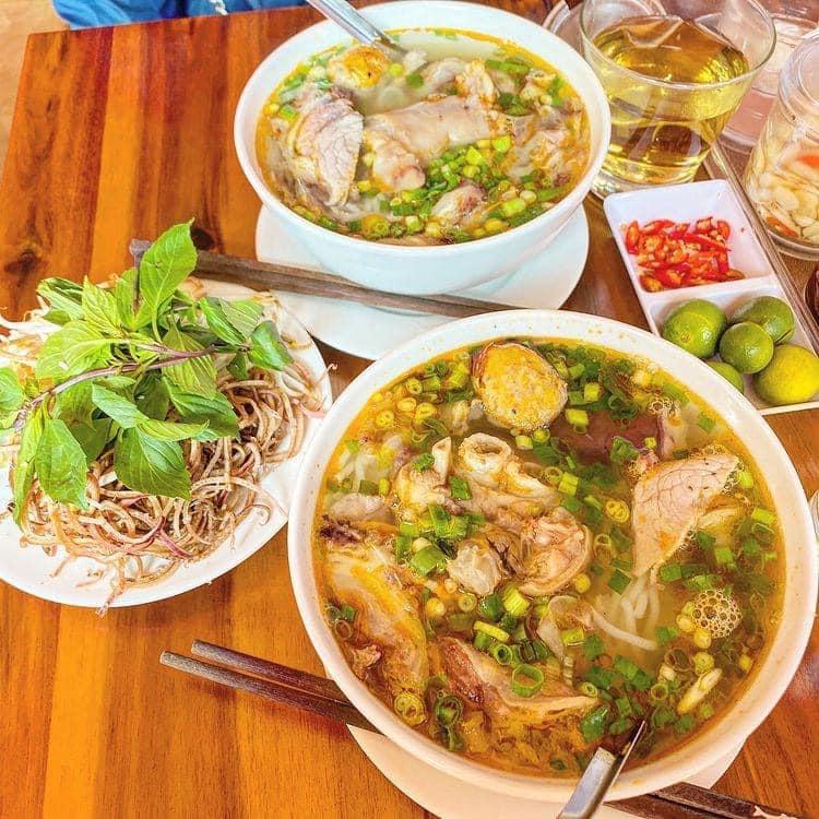 Bún Bò Huế Thanh Thảo