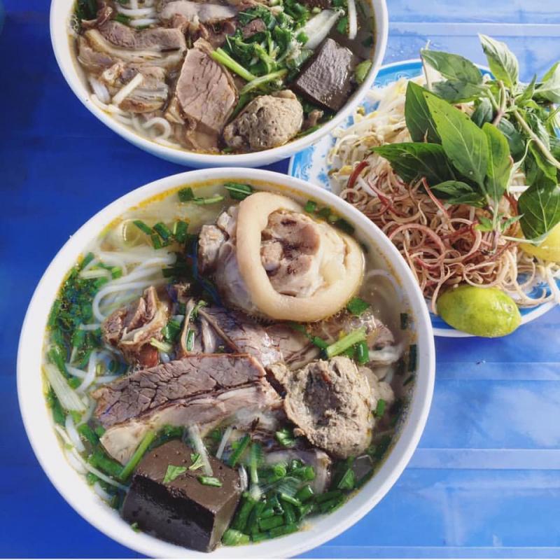 Bún bò Huế Trịnh