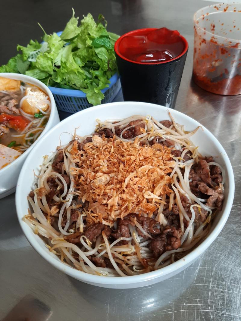 Bún Bò Nam Bộ - Lạc Trung nhiều thịt