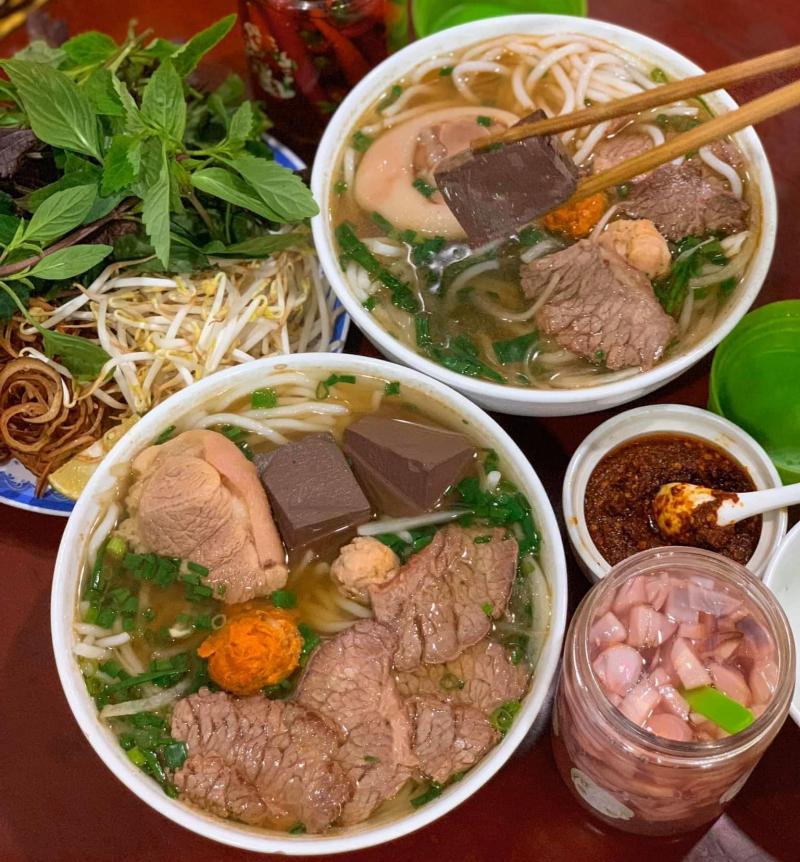 Bún Bò Sao Mai - Dạ Nam
