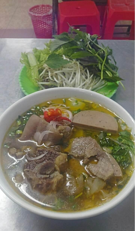 Bún Bò Sụn