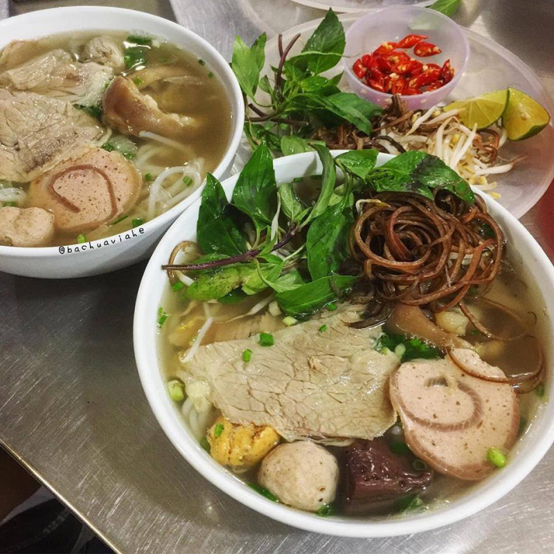 Bún Bò Thành Nội Huế
