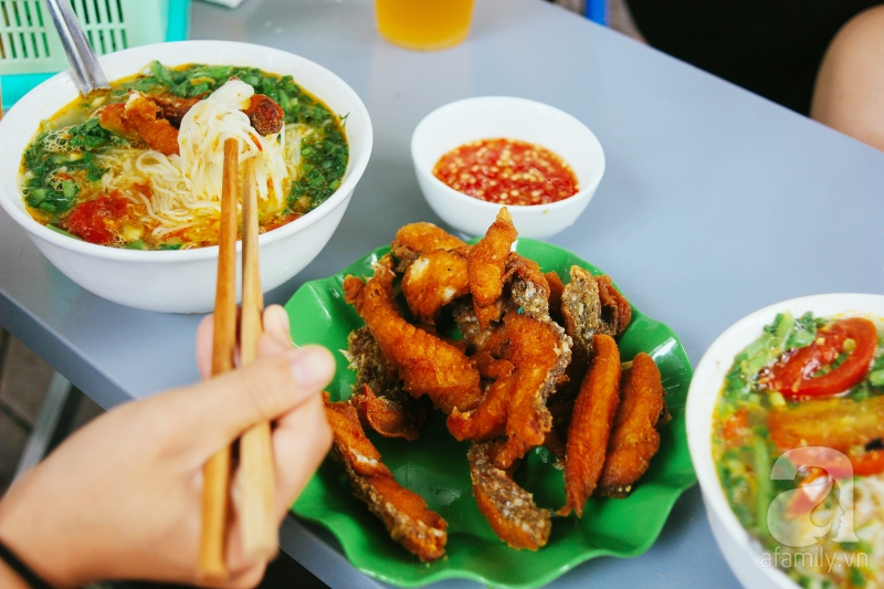 Bún Cá & Bánh Đa Cua - Vương Thừa Vũ
