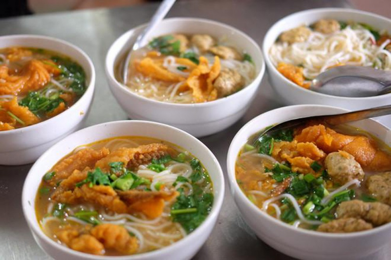 Top 13 địa chỉ ăn bún cá cay ngon nhất tại Hải Phòng - Toplist.vn