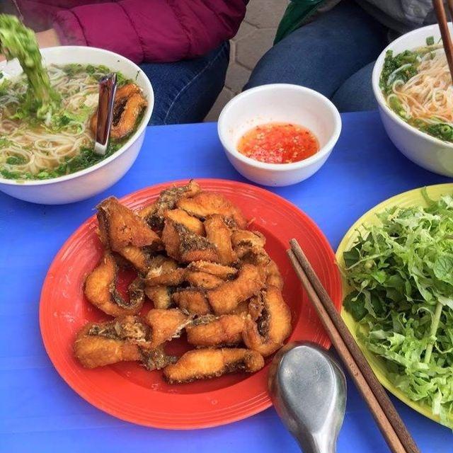 Bún cá Hạnh Béo - Nguyễn Thái Học