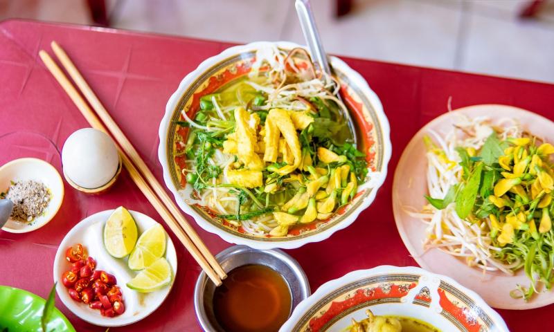 Bún cá Hiếu Thuận