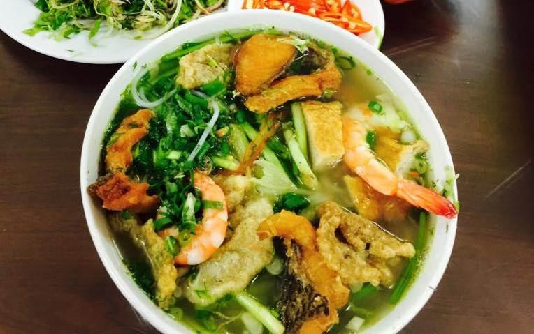Bún Cá Lâu Năm - Điện Biên Phủ