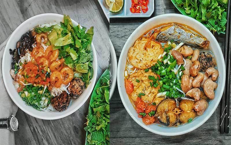 Bún cá Út Hà - Quang Trung