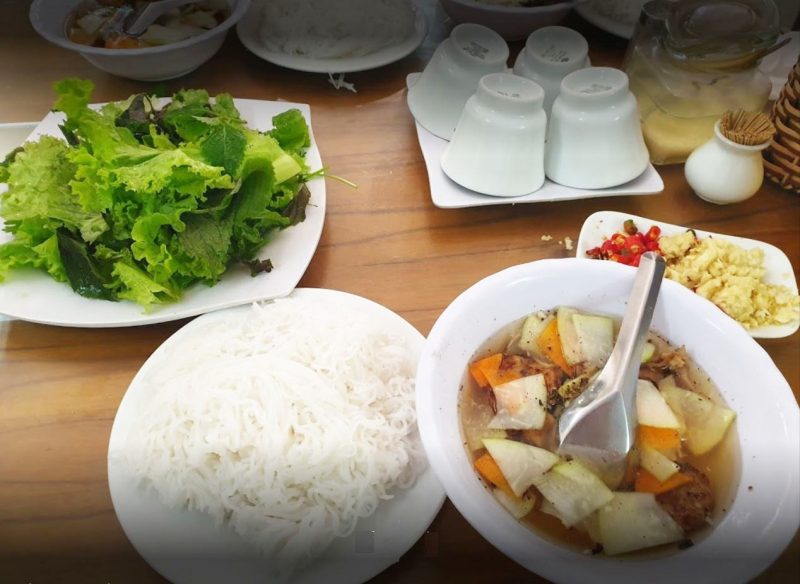 Bún Chả & Bún Đậu Mắm Tôm - Phan Đình Phùng