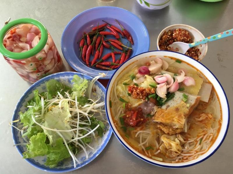 Bún Chả Cá - 109 Nguyễn Chí Thanh