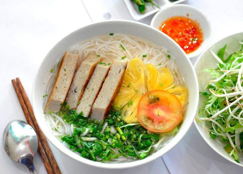 Hương vị thanh trong không thể không thử khi đến Nha Trang.