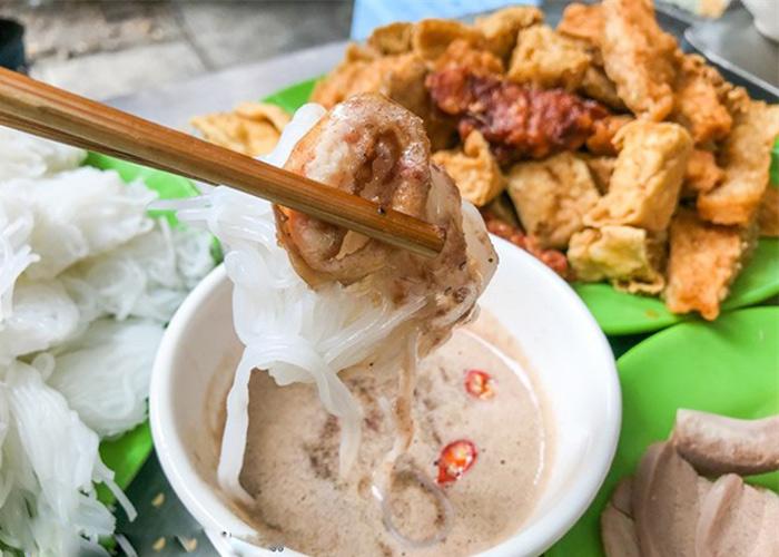 Bún Đậu Giang