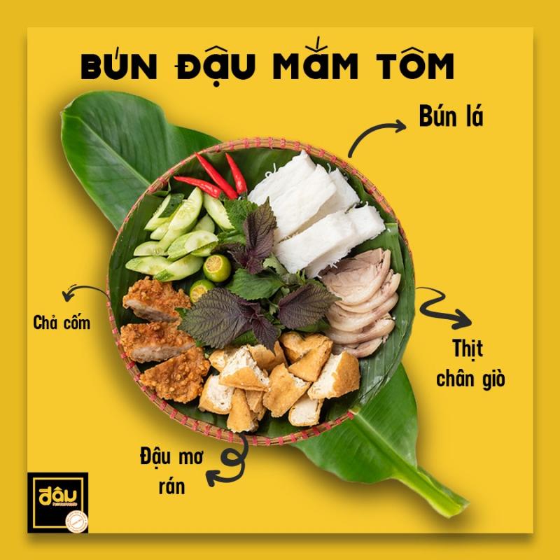 Top 5 Quán bún đậu mắm tôm ngon ở quận 4, TP. HCM
