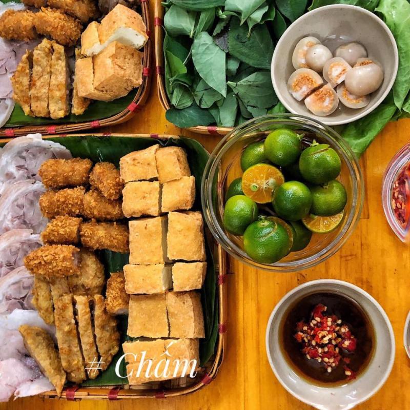 Theo đánh giá của nhiều thực khách, 3 Hiền là một quán ăn đậm chất Bắc Bộ