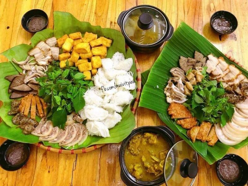Top 5 quán bún đậu mắm tôm ngon và chất lượng nhất Thanh Hóa