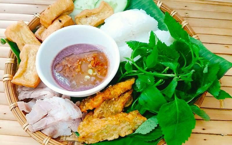 Bún Đậu Mắm Tôm - Nguyễn Trường Tộ