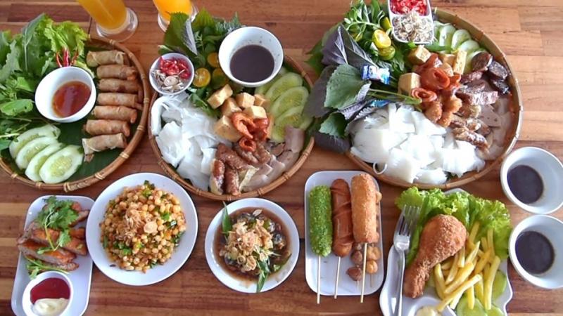 Bún Đậu Mắm Tôm Tuy Hòa - Phú Yên - Kenna Quán