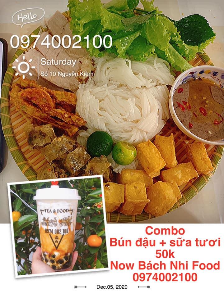 Bún Đậu Nguyễn Kiệm