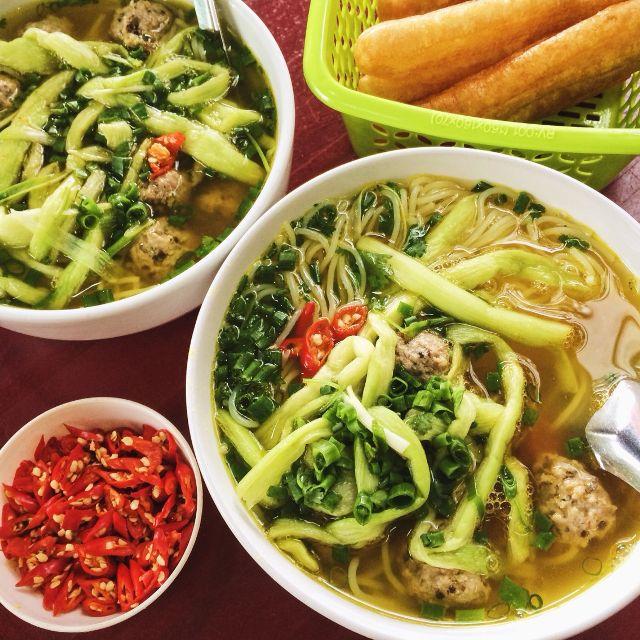 Top 9 quán bún sườn mọc và bún bung ngon, chuẩn vị nhất tại Hà Nội