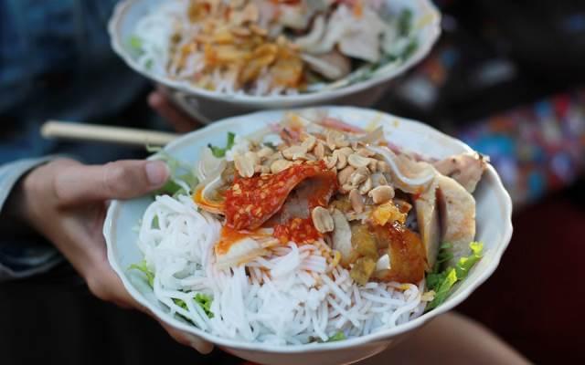 Bún mắm Đà Nẵng