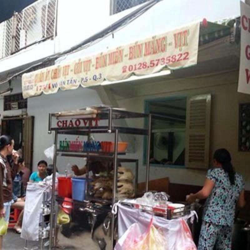 Bún Miến Vịt - Võ Văn Tần