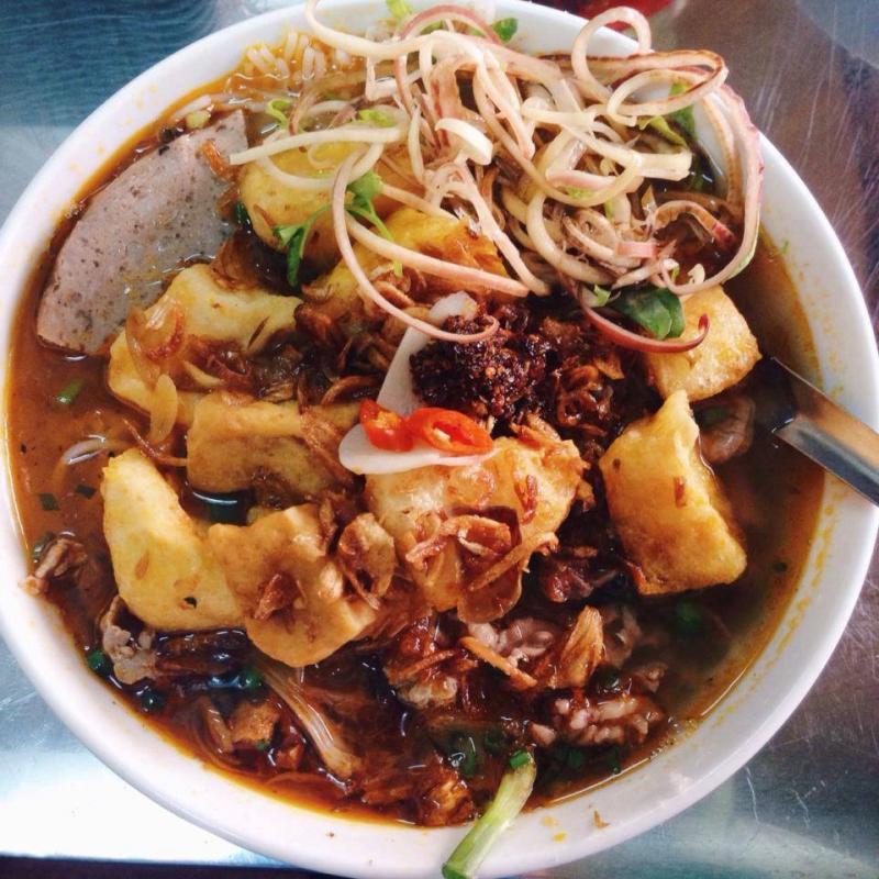 Bún riêu - Nguyễn Siêu