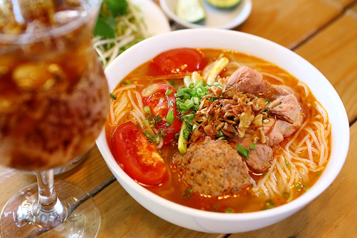 Bún riêu tôm Thuận Phúc
