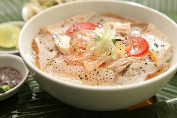 Bún sứa Phan Rang