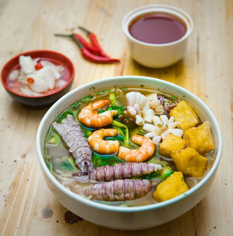 Bún Thái Lương Anh