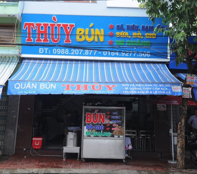 Quán bún Thuy_ Quy Nhơn