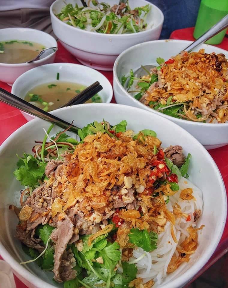 Top 7 Quán bún ngon nhất ở TP. Vinh, Nghệ An