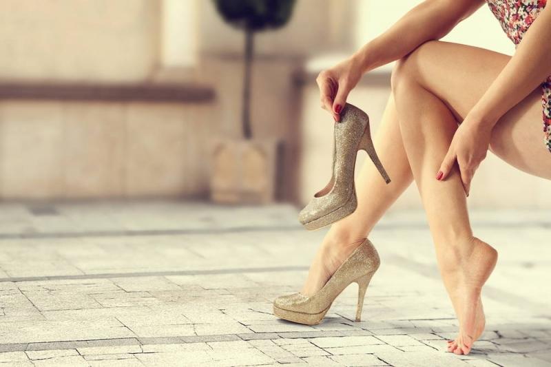 Bước chân nhẹ nhàng